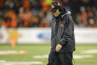 California Oregon St Football