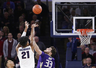 Washington Gonzaga Basketball