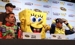 Greg Biffle, Ben Kennedy, SpongeBob SquarePants
