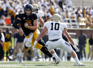 Idaho Missouri Football
