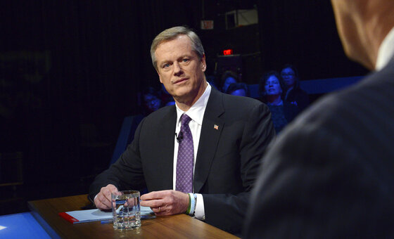 Election 2018 Massachusetts Governor