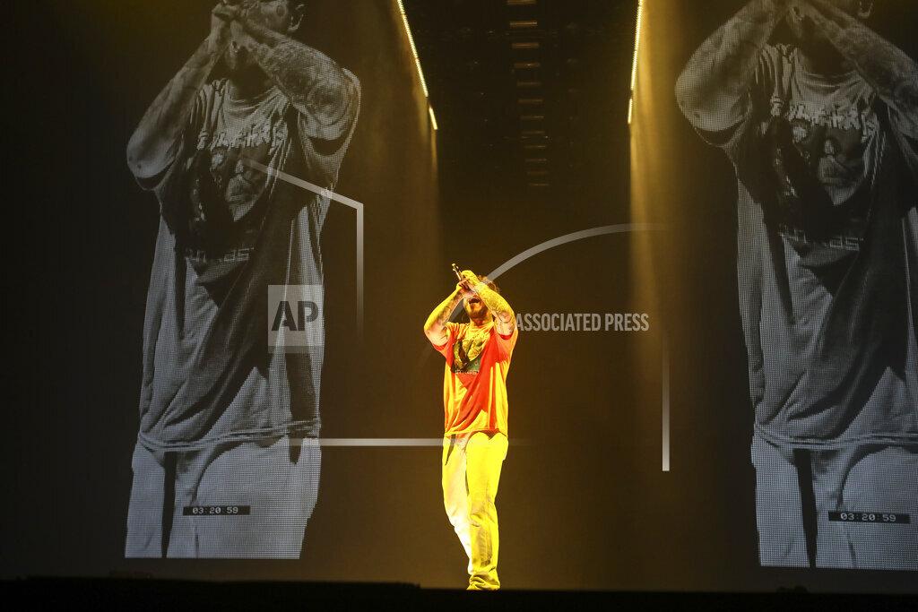 Post Malone In Concert - Atlanta