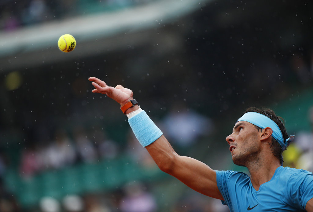 French Open final: Rafael Nadal vs