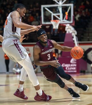 Md Eastern Shore Virginia Tech Basketball