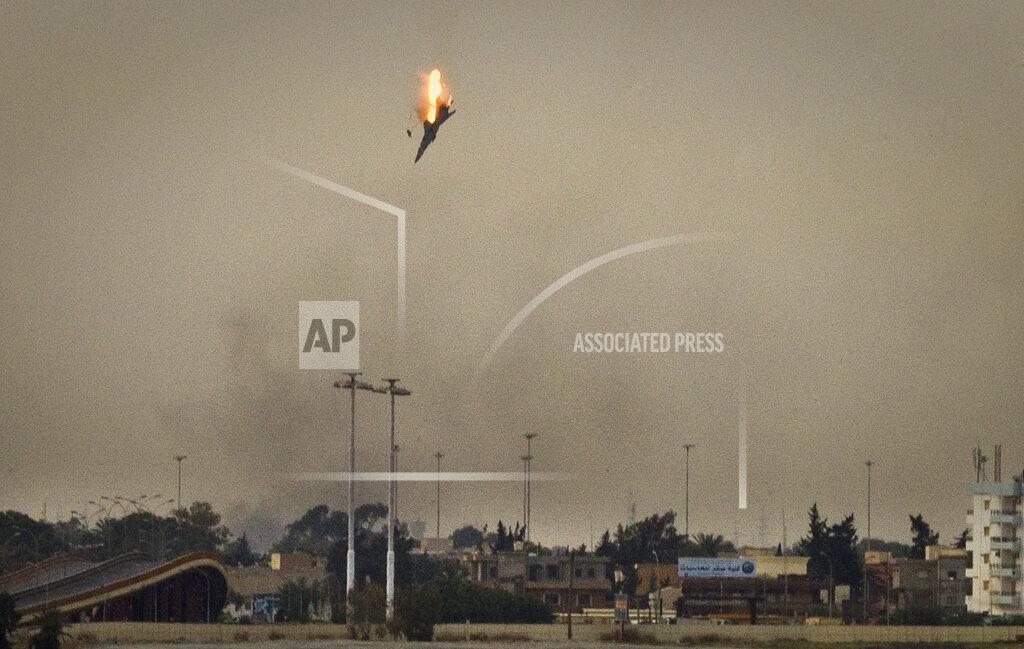 Outtakes AP I   LBY NYOTOK101 Mideast Libya