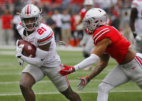 Parris Campbell, Chris Worley