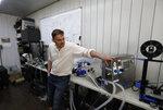 Tomas Kapler, an IT expert, talks about a lung ventilator