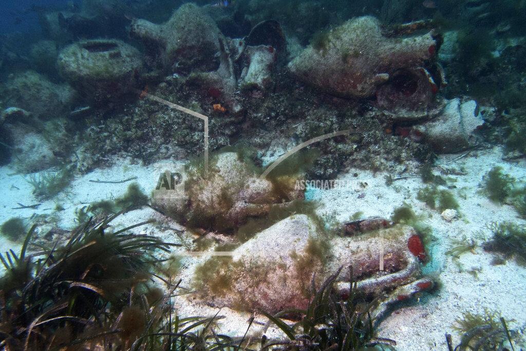 Greece Diving Ancient Wrecks