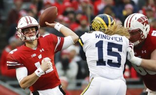 Michigan Wisconsin Football