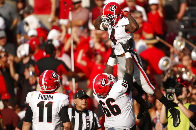 AP Top 25 Heat Check: Up with UGA; Down on Notre Dame