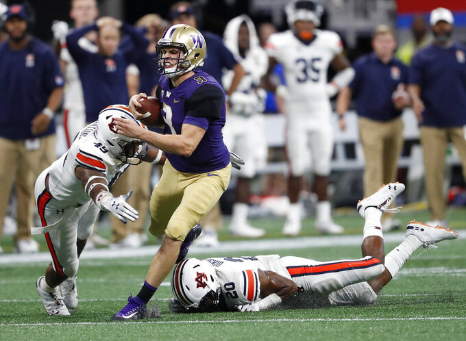 AP Top 25 Takeaways: Pac-12 down not out after UW loss
