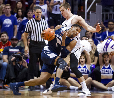 Nevada Grand Canyon Basketball