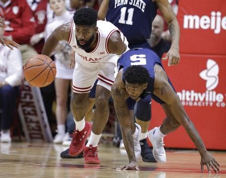 Penn St Indiana Basketball