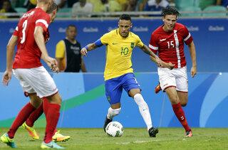 Rio Olympics Soccer Men