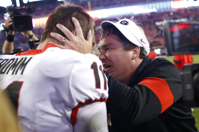 AP Top 25 Takeaways: Pac-12, UGA avoid playoff elimination