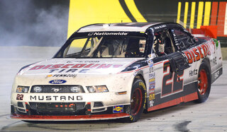 NASCAR-Nationwide Auto Racing