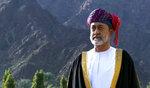 El nuevo sultán de Omán, Haitham bin Tariq Al Said, en Muscat, Omán, el 11 de enero del  2020.. (Oman TV via AP)