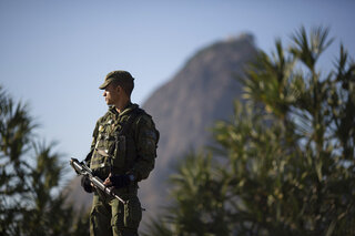 Brazil Rio Olympics Security