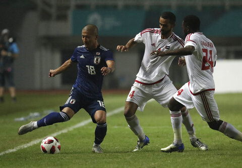Indonesia Asian Games Soccer