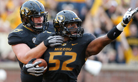 Missouri  Gay Player Football