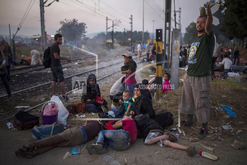 YE Greece Migrants