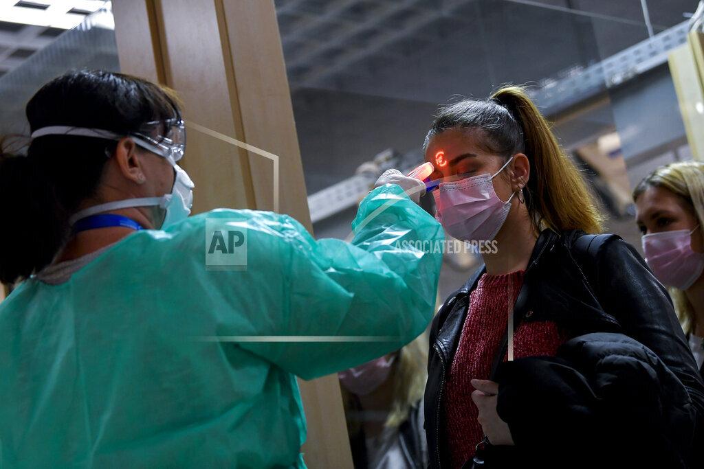 Hungary China Virus Outbreak