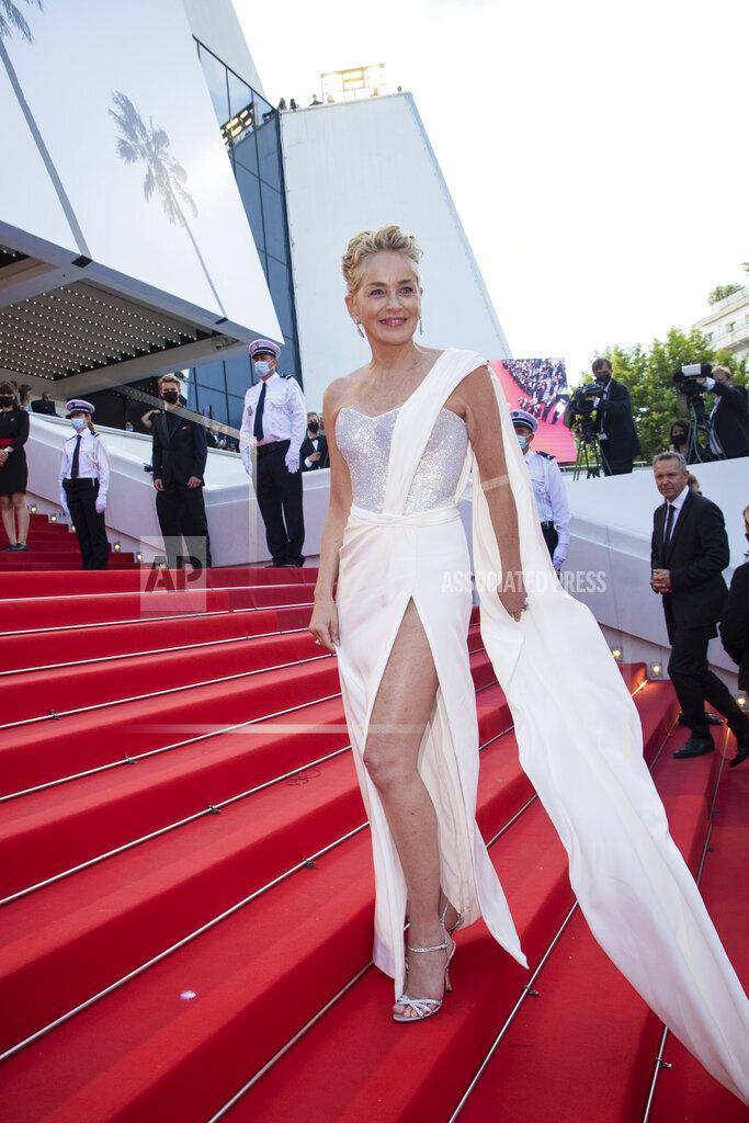 France Cannes 2021 Awards Ceremony Red Carpet