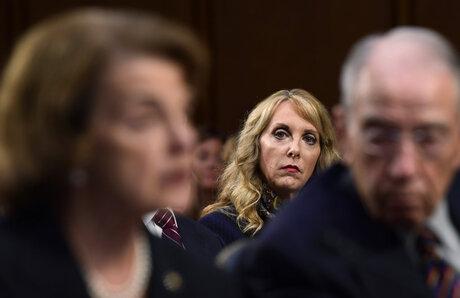Kerry Perry, Dianne Feinstein, Chuck Grassley