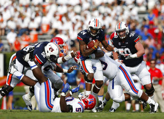 Louisiana Tech Auburn Football