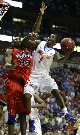 SEC Florida Mississippi Basketball