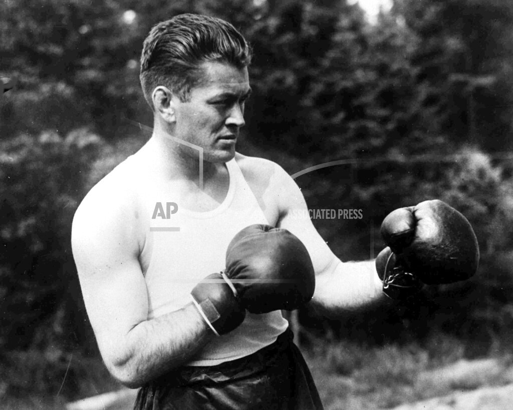 Watchf Associated Press Sports Boxing  United States APHSL7655 Boxing Gene Tunney
