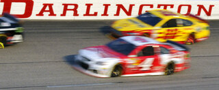 NASCAR Darlington Construction Auto Racing