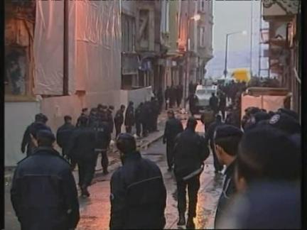 Turkey Suspects