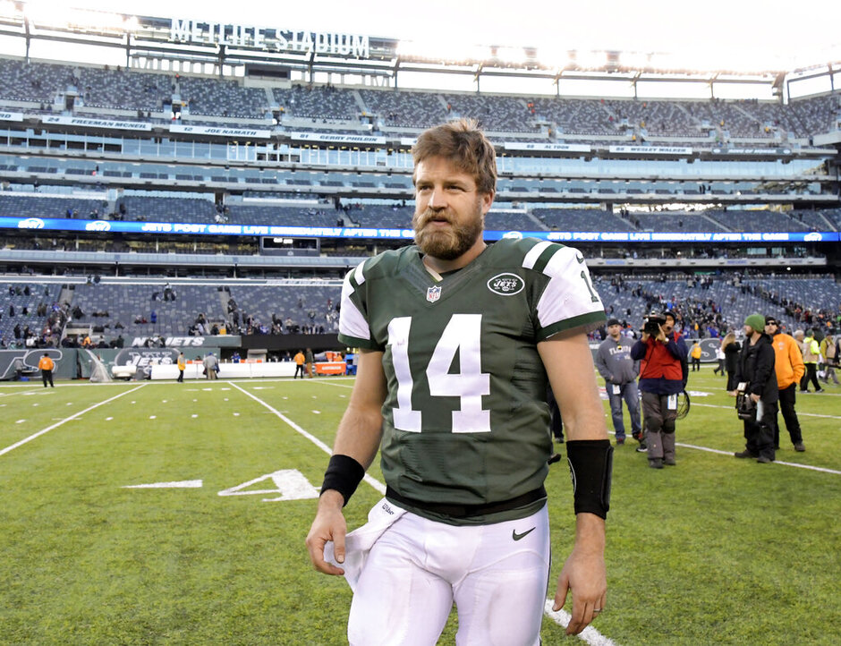 Jets Fitzpatrick Contract Football