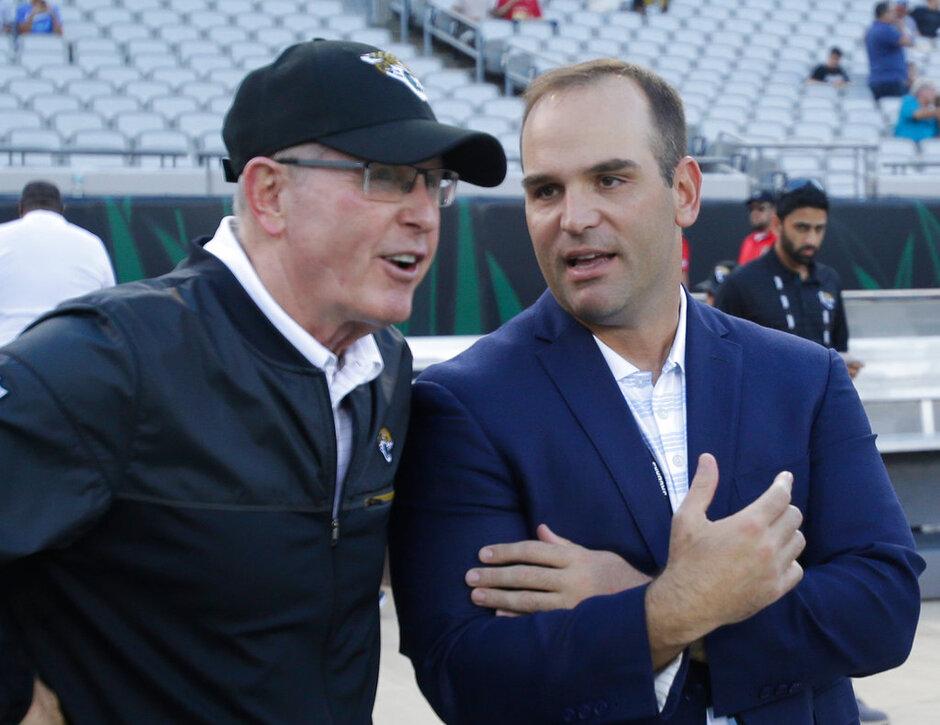 Draft Jaguars Preview Football