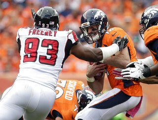 Falcons Defensive Woes Football