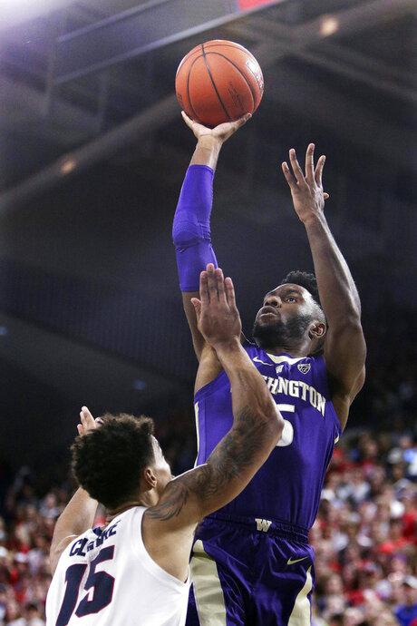 Washington Gonzaga Basketball
