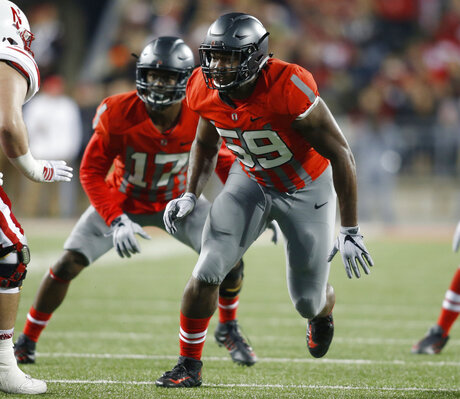 Tyquan Lewis, Jerome Baker