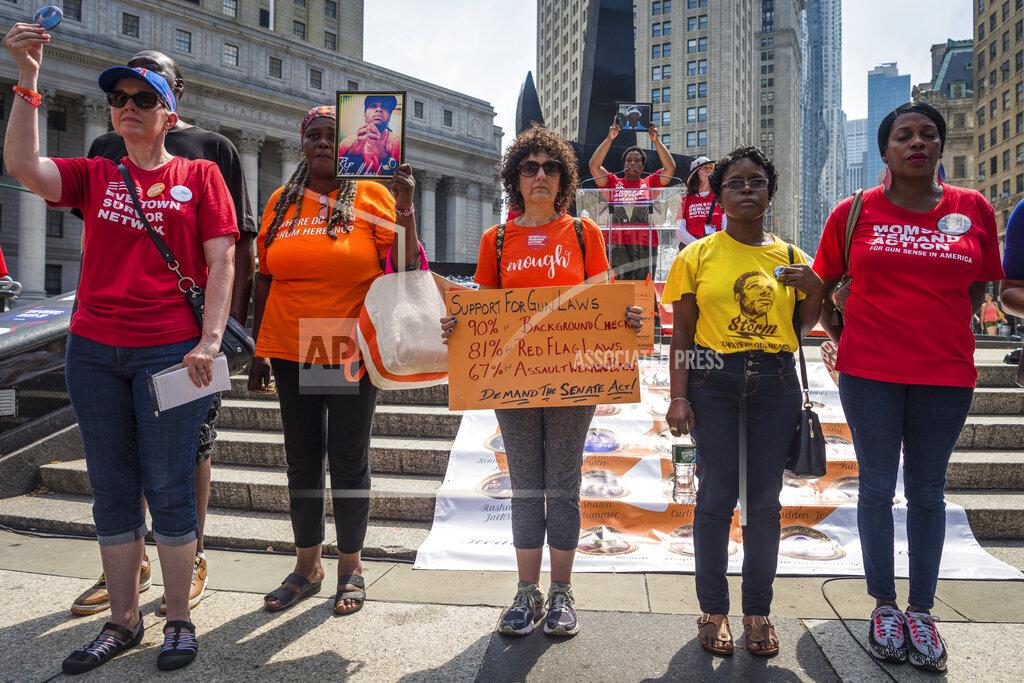 Recess Rally to Demand Gun Control Action