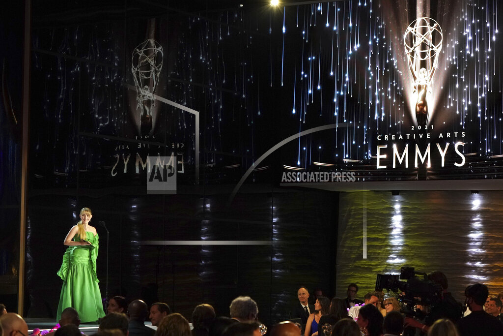 2021 Creative Arts Emmy Awards - Roaming Show - Day Two, Show Two