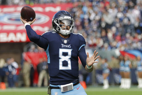 Titans Colts Preview Football