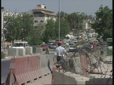 ISRAEL: REACTION TO ISRAELI'S PLAN TO DIVIDE CONTROL OF WEST BANK