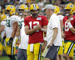 Packers McCarthy Fired Football