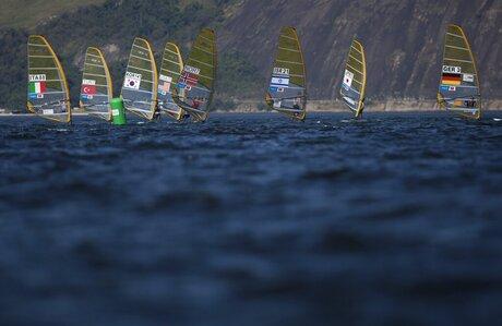 APTOPIX Brazil OLY Sailing