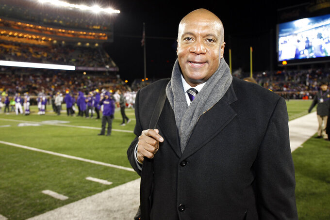 Big Ten taps Vikings' Kevin Warren as new commissioner