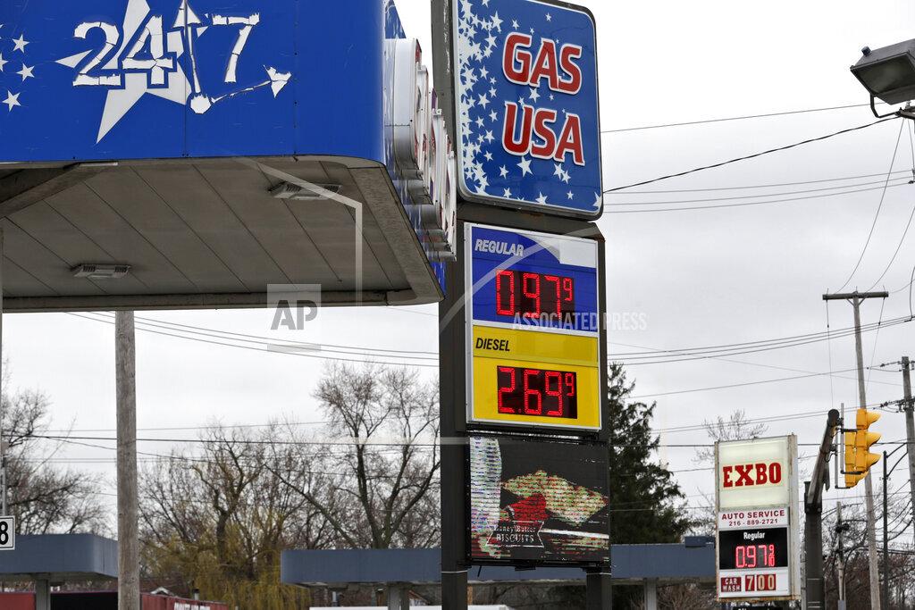 Virus Outbreak Ohio Oil