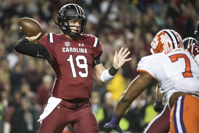 South Carolina ready to debut fast-paced offense in opener