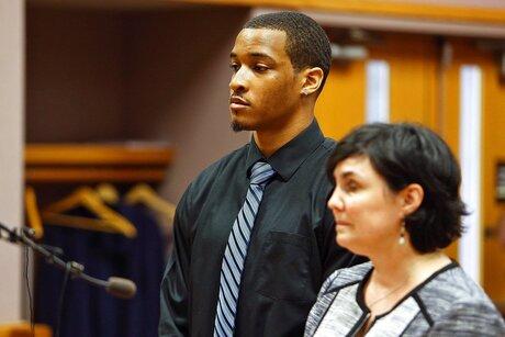 Michigan St Assault Investigation Football