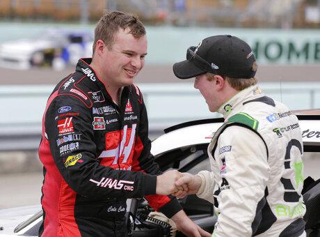 NASCAR Championship Xfinity Auto Racing