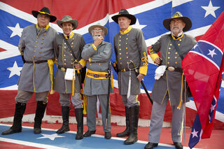 APTOPIX Brazil Confederates